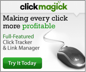 ClickMagick link tracking