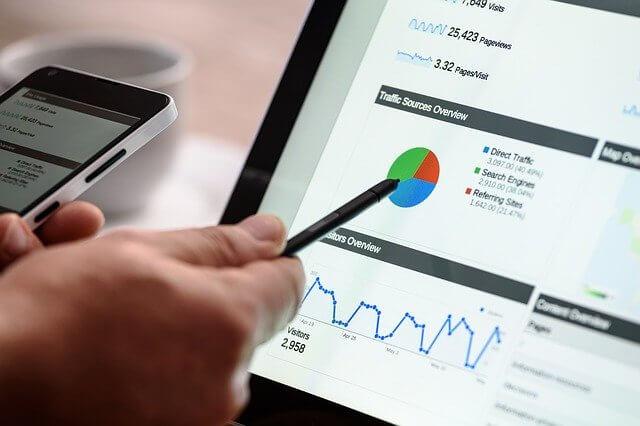 online business tools like Kartra use analytics
